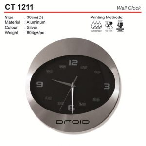 Wall Clock (CT1211)