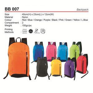 Backpack BB007