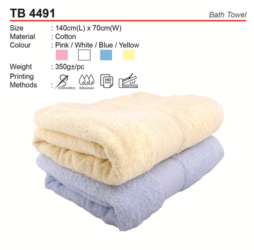 Quality Bath Towel (TB4491)