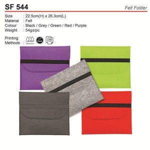 Felt Folder (SF544)