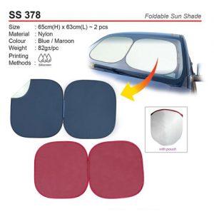 Foldable Sun Shade (SS378)