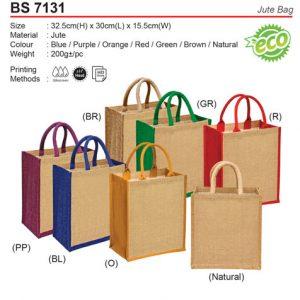 Jute Bag (BS7131)