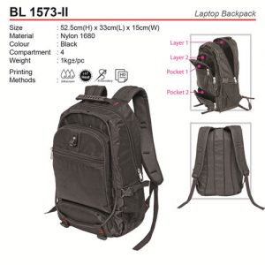 Laptop Backpack (BL1573-II)