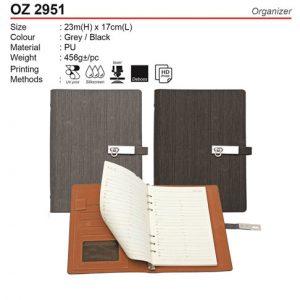 Modern PU Organizer (OZ2951)