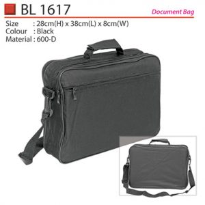 Budget Document Bag (BL1617)