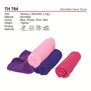 Microfiber Hand Towel (TH764)