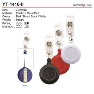 Nametag Pully (YT4416-II)