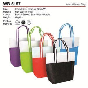 Trendy Non Woven Bag (WB5157)