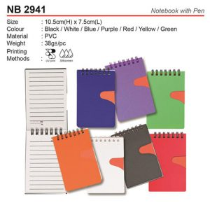 Budget Notepad (NB2941)