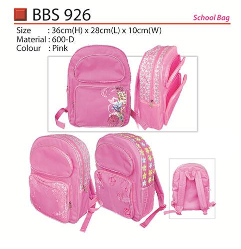 Fancy School Bag (BBS926)