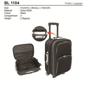 Trolley Luggage Bag (BL1104)