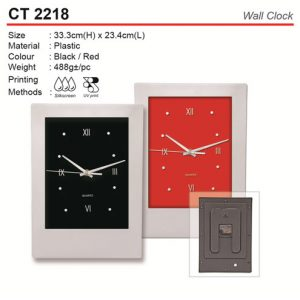 Promotional Wall Clock (CT2218)