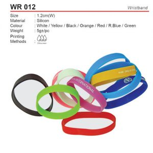 Wristbands (WR012)