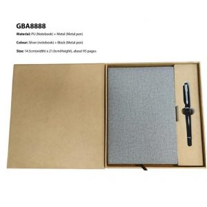 Big Notebook Set (GBA8888)