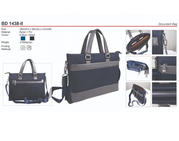 Exclusive Document Bag (BD1438-II)