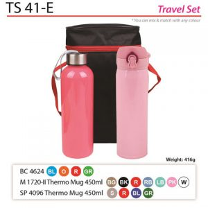 Thermo Flask Set (TS41-E)