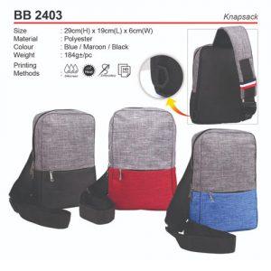 Knapsack (BB2403)