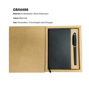 Small Notebook Set (GBA6688)