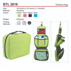Toiletries Bag (BTL2619)