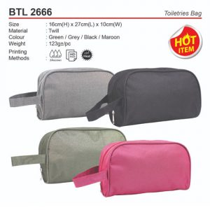Budget Toiletries Bag (BTL2666)