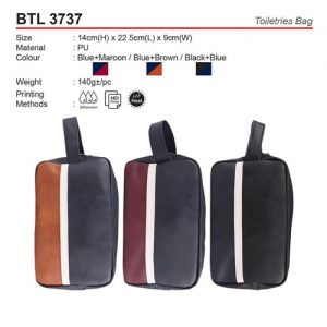 PU Toiletries Bag(BTL3737)
