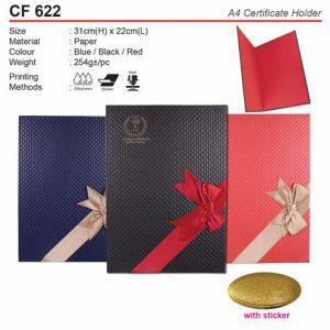 A4 Certificate Holder (CF622)