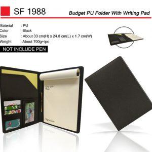 Budget PU Folder (SF1988)