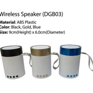 Wireless Bluetooth Speaker (DGB03)