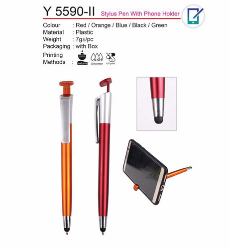 Stylus Pen with Phone Holder (Y5590-II)