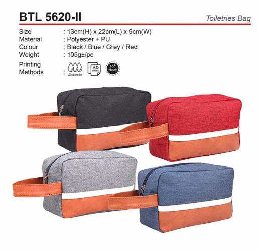 Toiletries Bag (BTL5620-II)