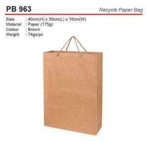 Paper Bag (PB963)