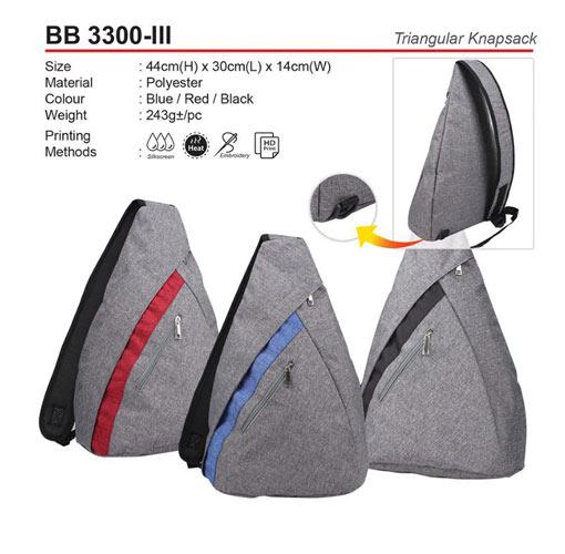 Triangular Knapsack (BB3300-III)