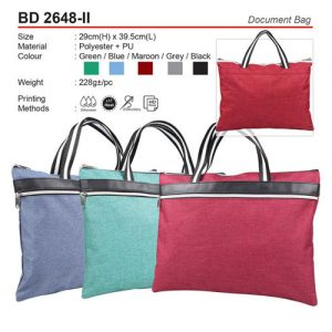 Document bag (BD2648-II)