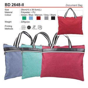 Document bag (BD2648-II)