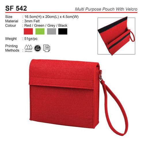 Multi Purpose Pouch (SF542)