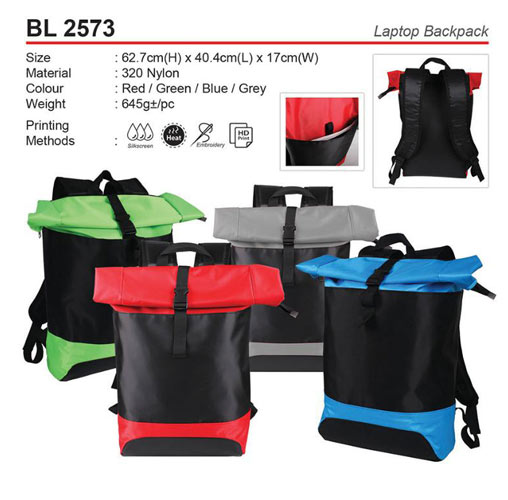 Top Folding Laptop Backpack (BL2573)