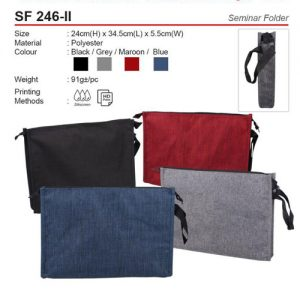 Seminar Folder (SF246-II)