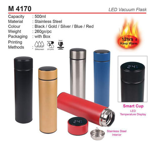 LED Temperature Mug (M4170)