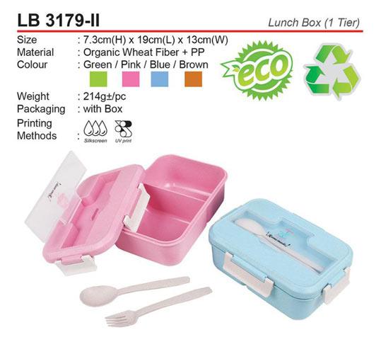 Wheat Fiber Lunch box (LB3179-II)