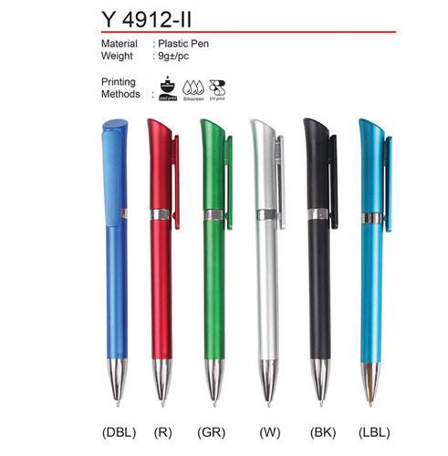 Plastic Pen(Y4912-II)