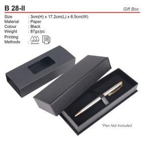 Gift Box for Pen (B28-II)