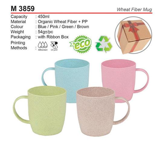 Wheat Fiber Mug (M3859)