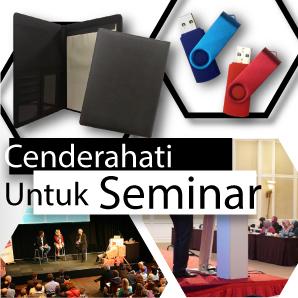 cenderahati untuk seminar